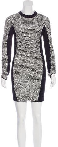 Alexander Wang Alexander Wang Wool Sheath Dress