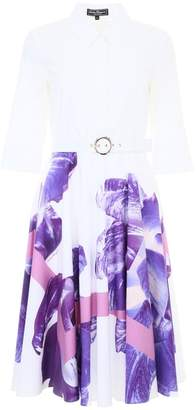 Salvatore Ferragamo Dress With Floral Print