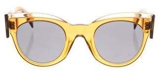 30b54bea3c Celine Brown Women s Sunglasses - ShopStyle