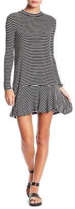Abound Stripe Drop Waist Dress