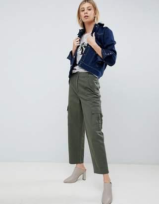 Asos Design DESIGN Clean Combat Pants