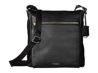 Tumi Voyageur Canton Leather Crossbody