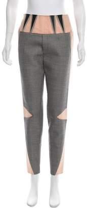 Balenciaga High-Rise Skinny Pants