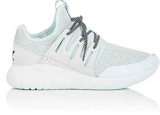 adidas Women's Men's Tubular Radial Low-Top Sneakers $110 thestylecure.com
