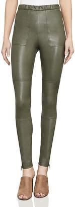 BCBGMAXAZRIA Hanah Faux Leather Leggings