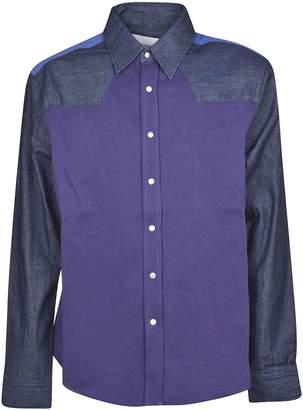 Calvin Klein Jeans Color Block Western Shirt