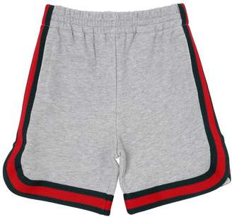Gucci Cotton Sweatshorts