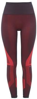 LNDR Cosmos High Waisted Leggings - Womens - Pink