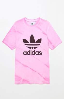adidas Tie-Dye Pink T-Shirt