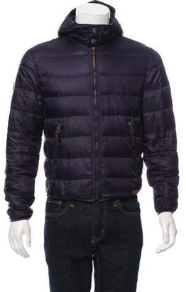 Burberry Casual Puffer Jacket