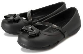 Crocs (クロックス) - 14-21Crocs Lina Flat K