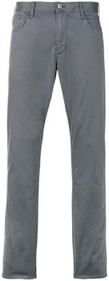 Emporio Armani straight-leg trousers