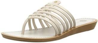 grendha Women's Strings Thong Fem 0 White Size: