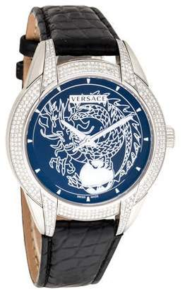 Versace Year of the Dragon Watch