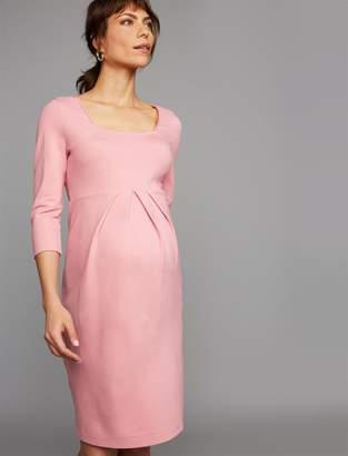 Isabella Oliver Paige Sheath Maternity Dress