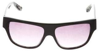 Marc by Marc Jacobs Tinted Lens Sunglasses