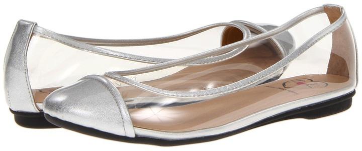 Penny Loves Kenny Lassie (Silver) - Footwear