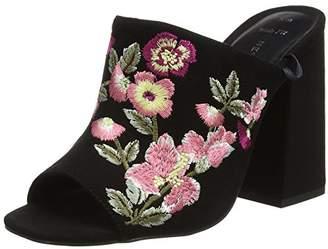 New Look Women''s 5133554 Open-Toe Heels, (Black), 37 EU