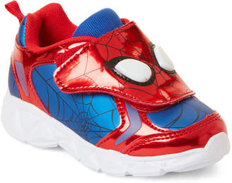 Spiderman Spider Man (Toddler Boys) Red & Blue Character Light-Up Sneakers