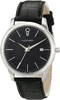 Azzaro Men's AZ2040.12BB.000 Legend Analog Display Swiss Quartz Watch