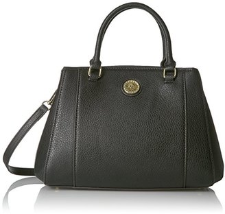 Anne Klein Kick Start Medium Satchel Bag $89 thestylecure.com