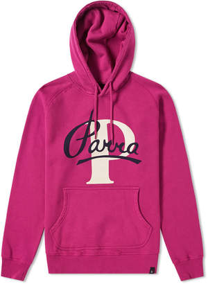 By Parra Painterly Script Hoody