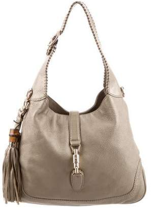 Gucci Small New Jackie Hobo Gold Small New Jackie Hobo