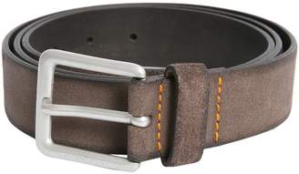 HUGO BOSS Suede Leather Belt