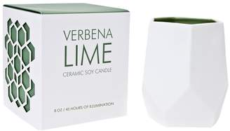 D.L. & Co. Verbena Lime Ceramic Candle (14OZ)