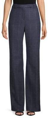 Loro Piana Checked Wool & Alpaca Pants