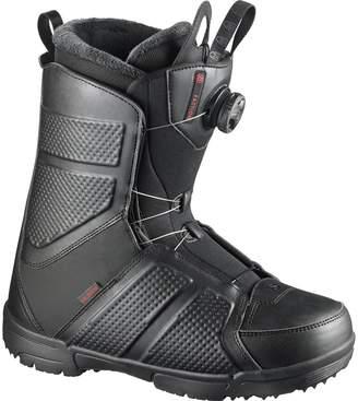 Salomon Snowboards Faction Boa Snowboard Boot - Men's
