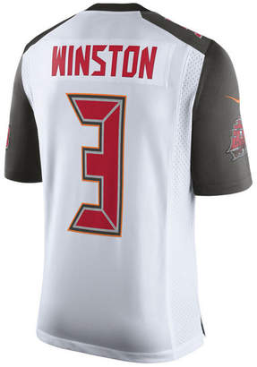 Nike Men's Jameis Winston Tampa Bay Buccaneers Vapor Untouchable Limited Jersey