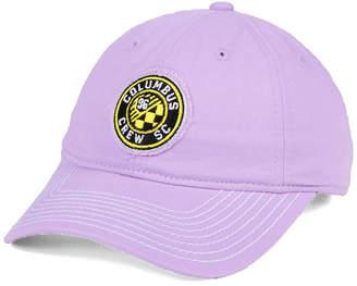 adidas Columbus Crew Sc Pink Slouch Cap