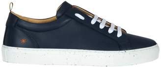 Manuel Ritz Leather Sneakers