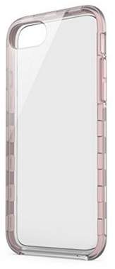 Belkin Air Protect Sheerforce Pro Dual Layer Drop And Uv Protection Case With Push + Click Buttons For iPhone 7 - Rose Gold