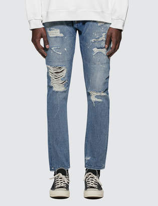 Mr. Completely Emirates Distressed Jeans