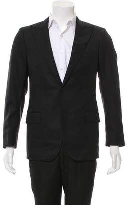 Simon Spurr Wool Two-Button Blazer