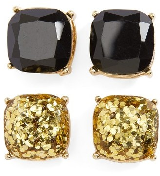 Women's Bp. Square Stud Earrings (Set Of 2) $16 thestylecure.com