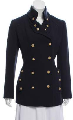 Dolce & Gabbana Double-Breasted Military Jacket