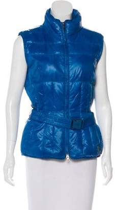 ADD Puffer Quilted Vest