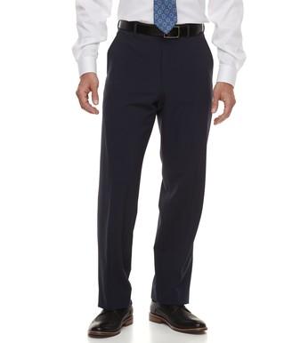 Croft & Barrow Big & Tall Classic-Fit Stretch No-Iron Dress Pants