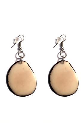 Love's Hangover Creations Colombian Tagua Earrings