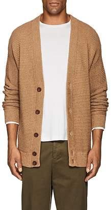 Barneys New York Men's Alpaca-Cotton Shawl Cardigan