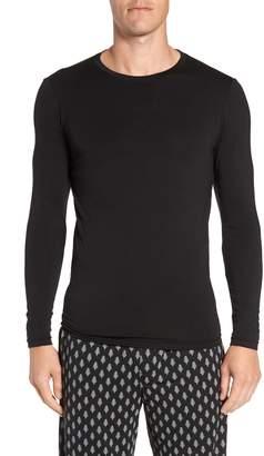Tommy John Sleek Heat Crewneck Long Sleeve T-Shirt