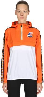 Leon Le Vrai Hooded Jacket W/ Logo Bands