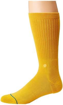 Stance Icon Men's Crew Cut Socks Shoes