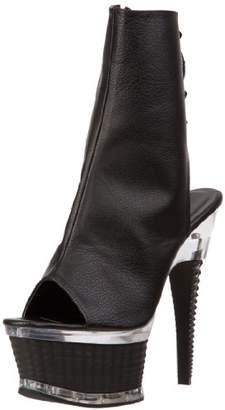 Pleaser USA Women's Illusion-1018 Boot