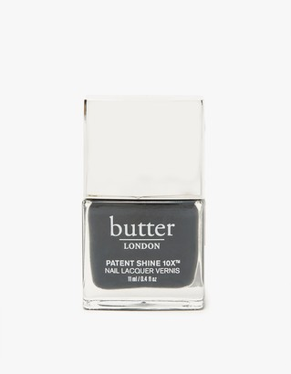 Earl Grey Patent Shine 10X Nail Lacquer $18 thestylecure.com