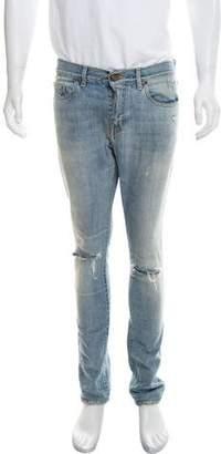 Saint Laurent D02 Skinny Jeans