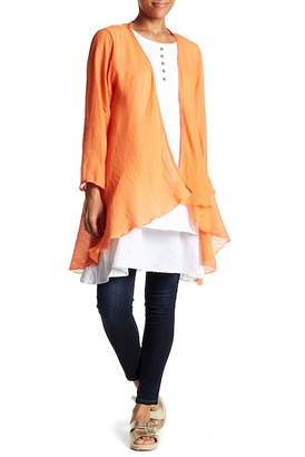 Couture Simply Tunic Cardigan